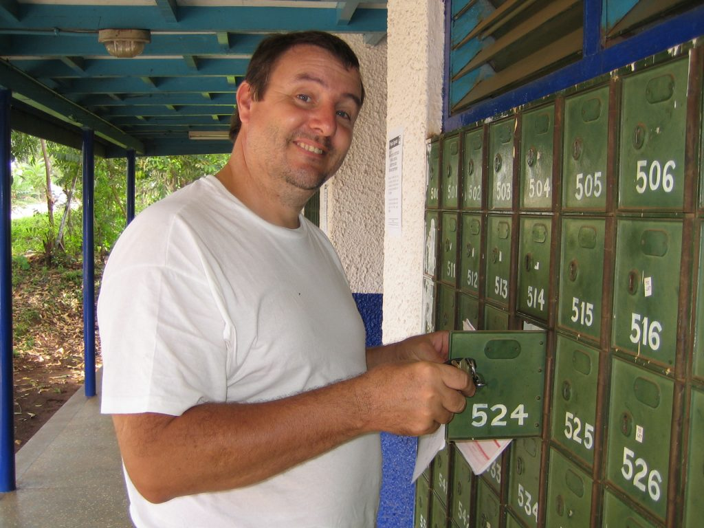 Opening a new Post Office Box